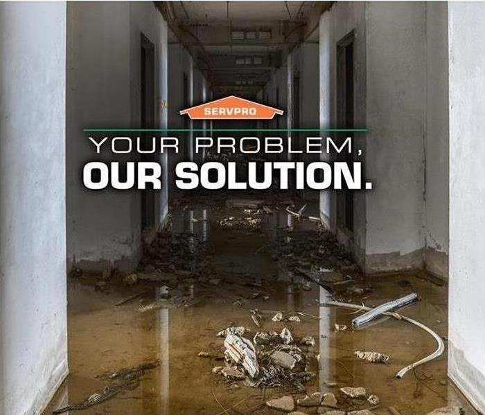 Why SERVPRO 24 Hour Emergency Water Damage Service