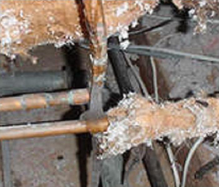 Water Damage Don't let Frozen Pipes cause damage this winter!
