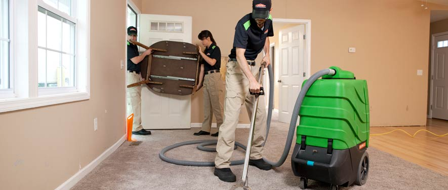 Hinsdale, IL residential restoration cleaning